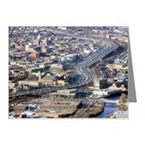 Highway I-94 - Chicago Note Cards (Pk of 10)