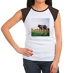 Prince Women's Cap Sleeve T-Shirt