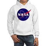 NASA Meatball Logo Jumper Hoody