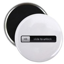 Slide to Unlock Magnet