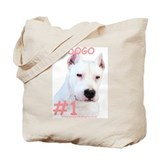 Dogo Tote Bag