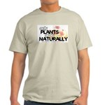 ONLY PLANTS Ash Grey T-Shirt