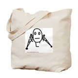 Crutches Tote Bag
