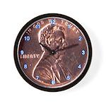 Masonic 'Penny' Wall Clock