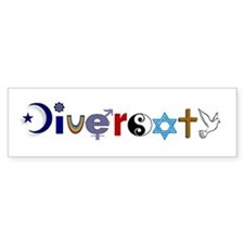 Diversity Bumper Stickers