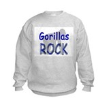 Gorillas Rock Sweatshirt