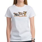 Running of the Bulls! Women's T-Shirt