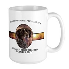 Pointer Dad Mug