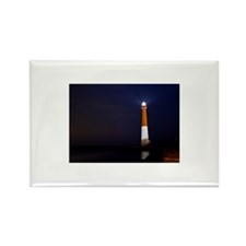 Barnegat lighthouse Rectangle Magnet (10 pack)