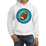 Football 2 Hooded Sweatshirt