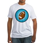 Football 2 Fitted T-Shirt