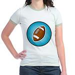 Football 2 Jr. Ringer T-Shirt