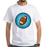 Football 2 White T-Shirt
