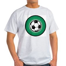 Soccer 2 Ash Grey T-Shirt