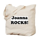 Joanna Rocks! Tote Bag