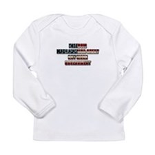 Freedom Not Government WF Oval Long Sleeve T-Shirt