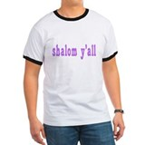 Shalom Y'all Greeting T