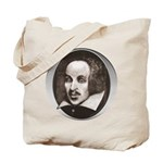 Subliminal Bard's Tote Bag
