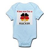 Rucker Family Onesie