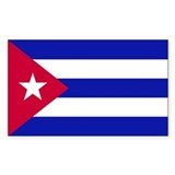 Cuba (Rectangular)