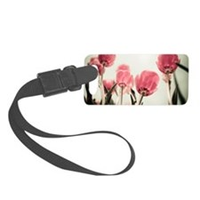 Tulip Luggage Tag