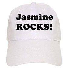 Jasmine Rocks! Baseball Cap