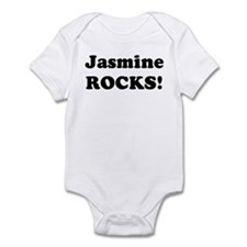 Jasmine Rocks! Infant Bodysuit
