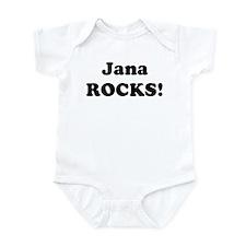 Jana Rocks! Onesie