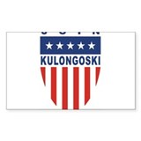 Join Ted Kulongoski Rectangle Decal