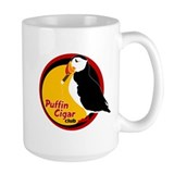 Puffin Cigar Club Coffee Mug