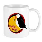 Puffin Cigar Club Small Mug
