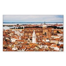 Overview of Venice, Italy Decal