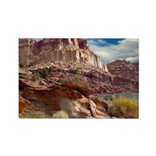 Capitol Reef National Park Rectangle Magnet