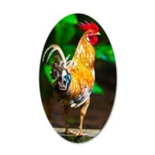 Rooster Wall Decal