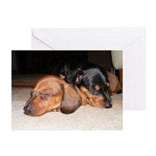 Puppies Greeting Cards (Pk of 10)