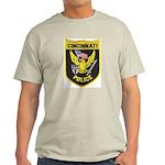 Cincinnati Police Ash Grey T-Shirt