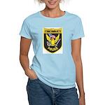 Cincinnati Police Women's Pink T-Shirt