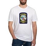 Niagara Falls Police K9 Fitted T-Shirt