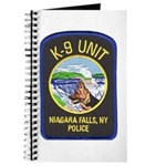 Niagara Falls Police K9 Journal