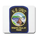 Niagara Falls Police K9 Mousepad