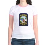 Niagara Falls Police K9 Jr. Ringer T-Shirt