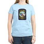 Niagara Falls Police K9 Women's Pink T-Shirt