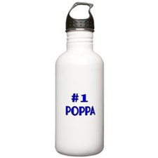#1 Poppa Water Bottle