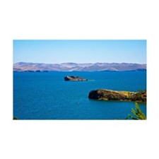 Lake baikal, maloye more Wall Decal