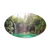 Waterfall in Plitvice lakes  Wall Decal