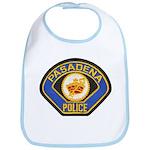 Pasadena Police Bib