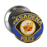 Pasadena Police Button
