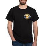 Pasadena Police Dark T-Shirt