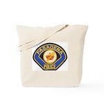 Pasadena Police Tote Bag