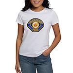 Pasadena Police Women's T-Shirt